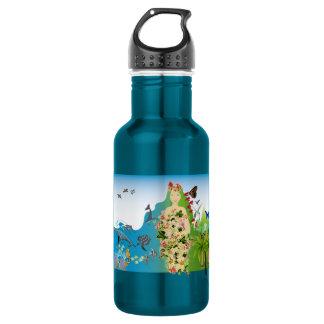Mama Gaia 532 Ml Water Bottle