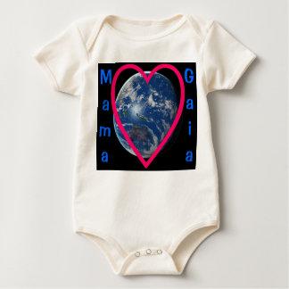 Mama Gaia infant onsie creeper