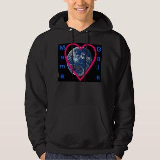 Mama Gaia mens hoodie
