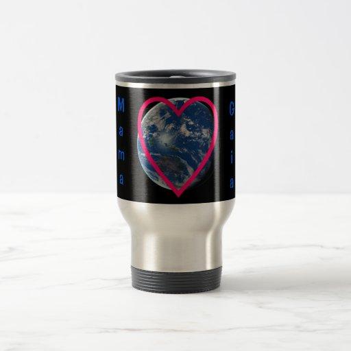 Mama Gaia travel mug