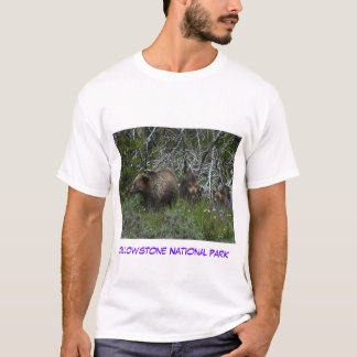 Mama Grizzly and Cubs T-Shirt