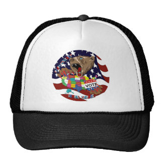 Mama-Grizzly-Hat-2 Cap