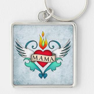 Mama Key Ring