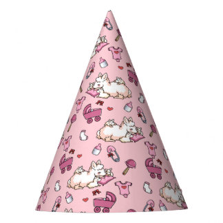Mama Llama Madness Party Hat
