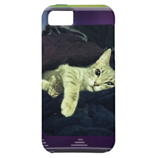 Mama Mimi & her Baby Kitties iPhone 5 Case