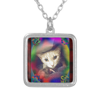 Mama Mimi Silver Plated Necklace