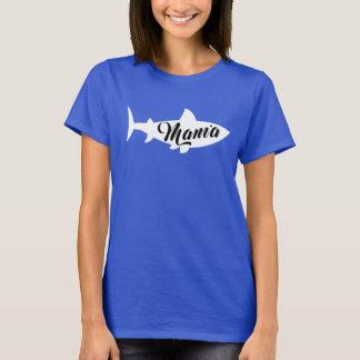Mama Mother Mom Baby Shark newborn infant toddler T-Shirt