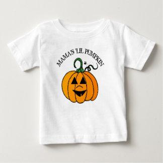 Mama's Little Pumpkin Halloween Shirt