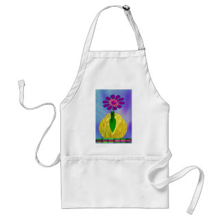 MaMaw's Flower Standard Apron