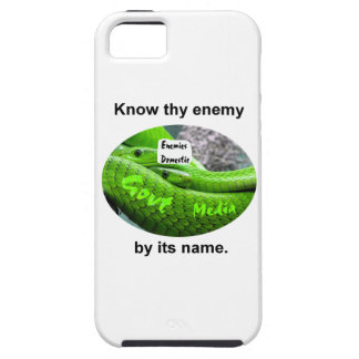 Mamba Snake - Know Thy Enemy By Its Name Case For The iPhone 5