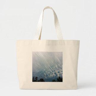 Mammatus_Clouds.JPG Large Tote Bag