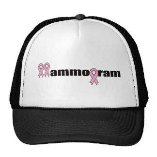 Mammogram Breast Cancer Hat