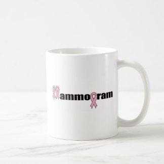 Mammogram Breast Cancer Coffee Mug
