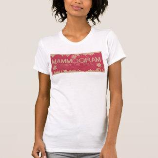 Mammogram: Pinch the Girls T-shirt