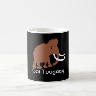 MAMMOTH (2), Got Tuugaaq, tusk, ivory Classic White Coffee Mug