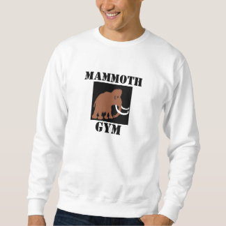 MAMMOTH (2), MAMMOTH, GYM SWEATSHIRT