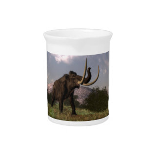 Mammoth - 3D render Beverage Pitchers