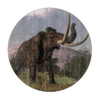 Mammoth - 3D render Cutting Board