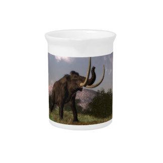 Mammoth - 3D render Drink Pitchers
