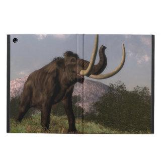 Mammoth - 3D render iPad Air Cases