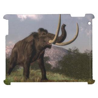 Mammoth - 3D render iPad Case