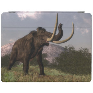 Mammoth - 3D render iPad Cover