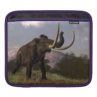 Mammoth - 3D render iPad Sleeve