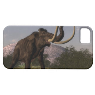 Mammoth - 3D render iPhone 5 Cover
