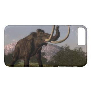Mammoth - 3D render iPhone 7 Plus Case