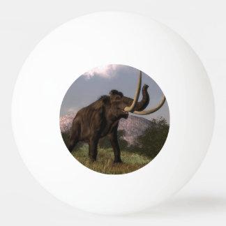 Mammoth - 3D render Ping Pong Ball