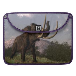 Mammoth - 3D render Sleeve For MacBook Pro