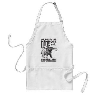 Mammoth apron! standard apron
