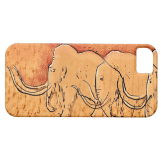 Mammoth Cave Art iPhone 5 Case
