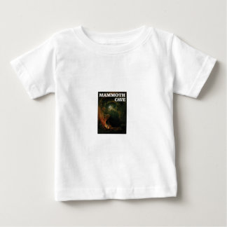 mammoth cave brown baby T-Shirt