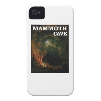 mammoth cave brown iPhone 4 Case-Mate cases