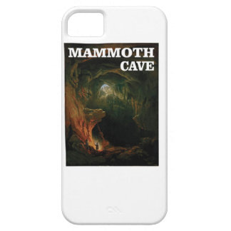 mammoth cave brown iPhone 5 cover