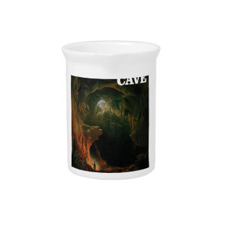 mammoth cave brown pitcher