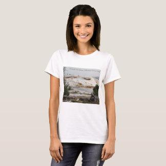 Mammoth Hot Springs, Yellowstone National Park T-Shirt
