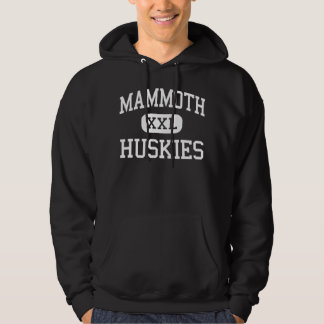 Mammoth - Huskies - High - Mammoth Lakes Hoodie