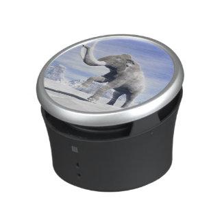 Mammoth in the wind bluetooth speaker