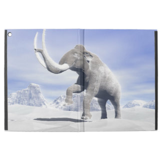 "Mammoth in the wind iPad pro 12.9"" case"