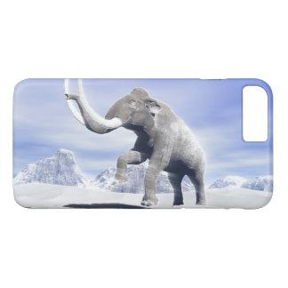 Mammoth in the wind iPhone 7 plus case