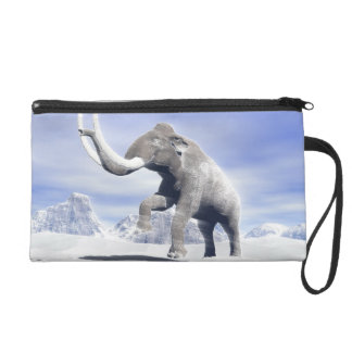 Mammoth in the wind wristlet