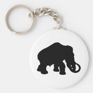 Mammoth Key Ring