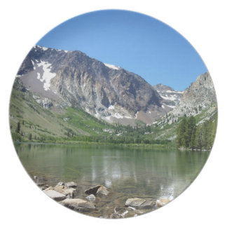 Mammoth Lake Dinner Plates