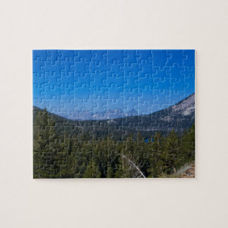 Mammoth Lakes Basin Puzzle
