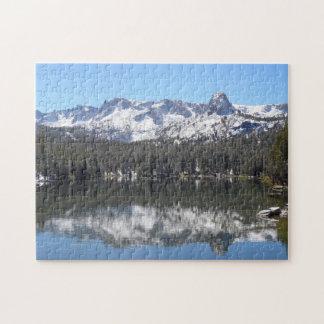 Mammoth Lakes, CA Jigsaw Puzzle