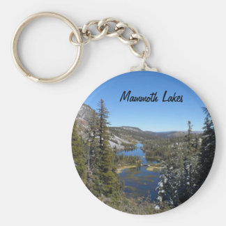Mammoth Lakes, CA Key Ring