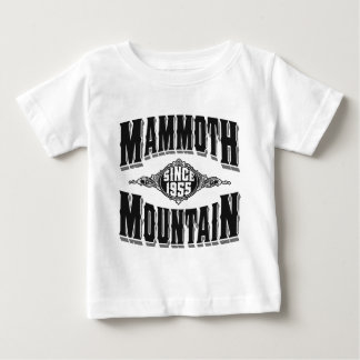 Mammoth Old Style Baby T-Shirt