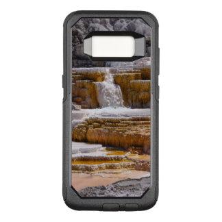 Mammoth Springs Falls OtterBox Commuter Samsung Galaxy S8 Case